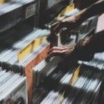 Platenbeurs LP vinyl