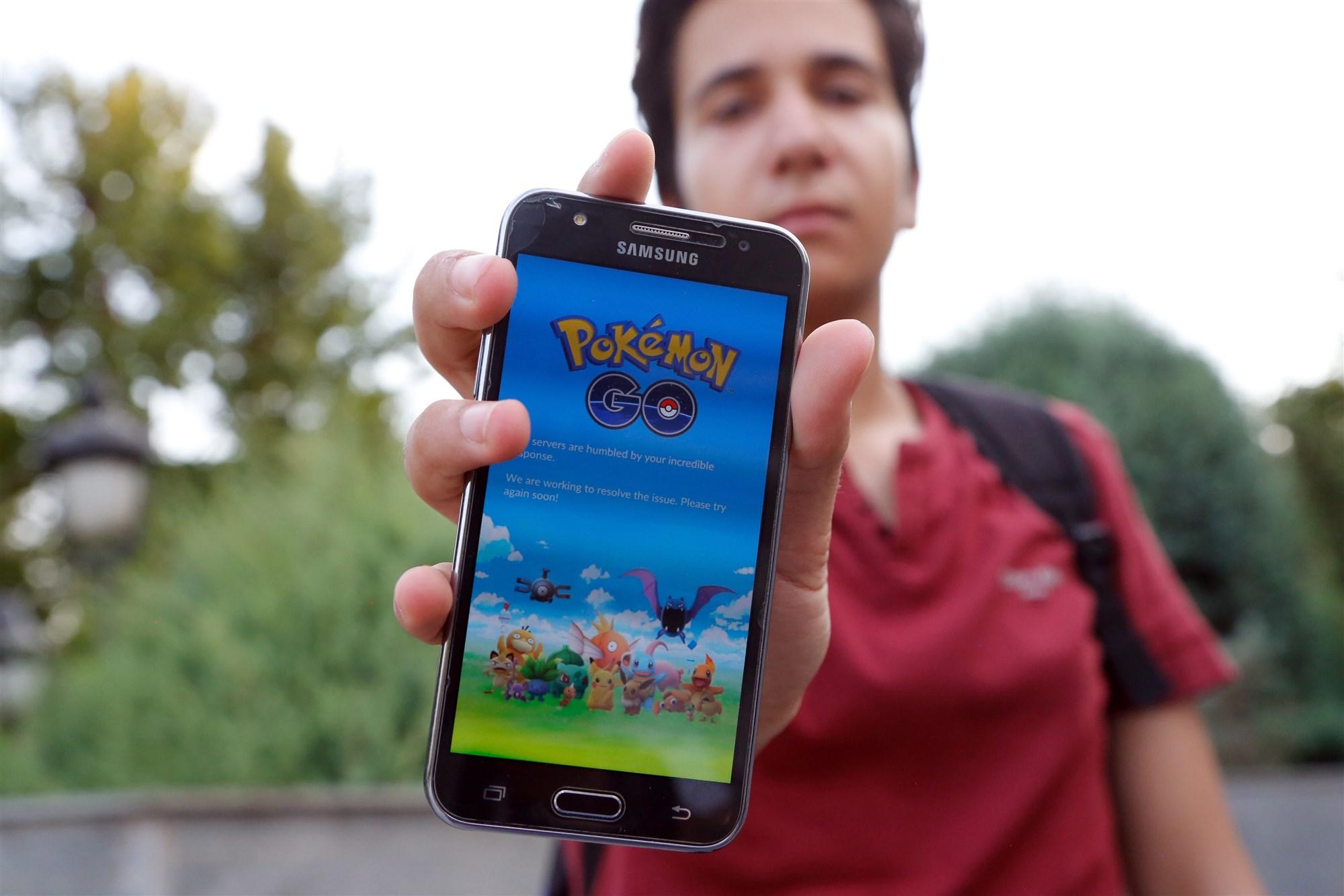 Pokémon Go ANP-346983349