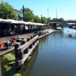 Horeca terras restaurant haven centrum Helmond