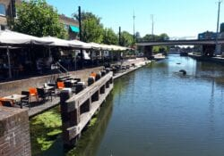 Horeca terras restaurant haven centrum Helmond