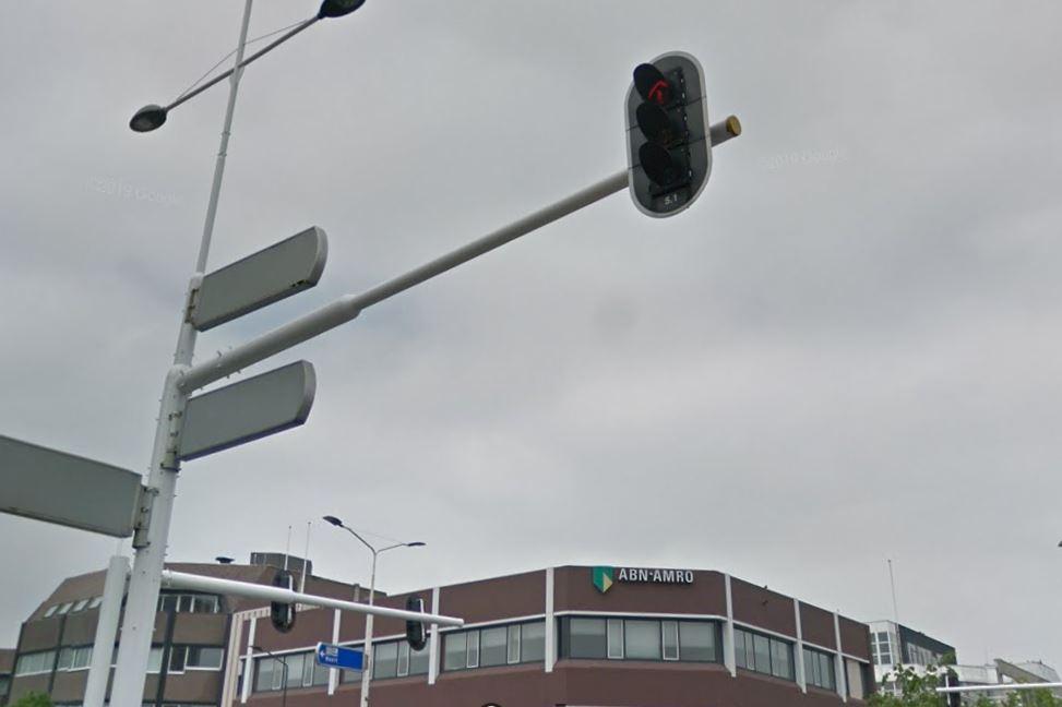 Verkeerslicht Stationsstraat