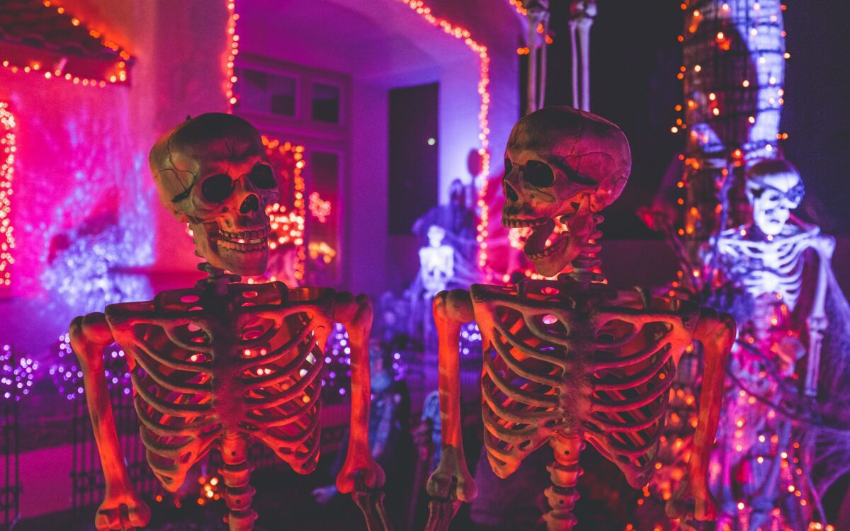 Halloween activiteiten evenementen Helmond 2020