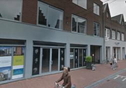 Steenweg winkelpand