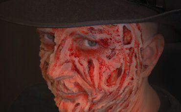 Bodypaint Bodyon Halloween