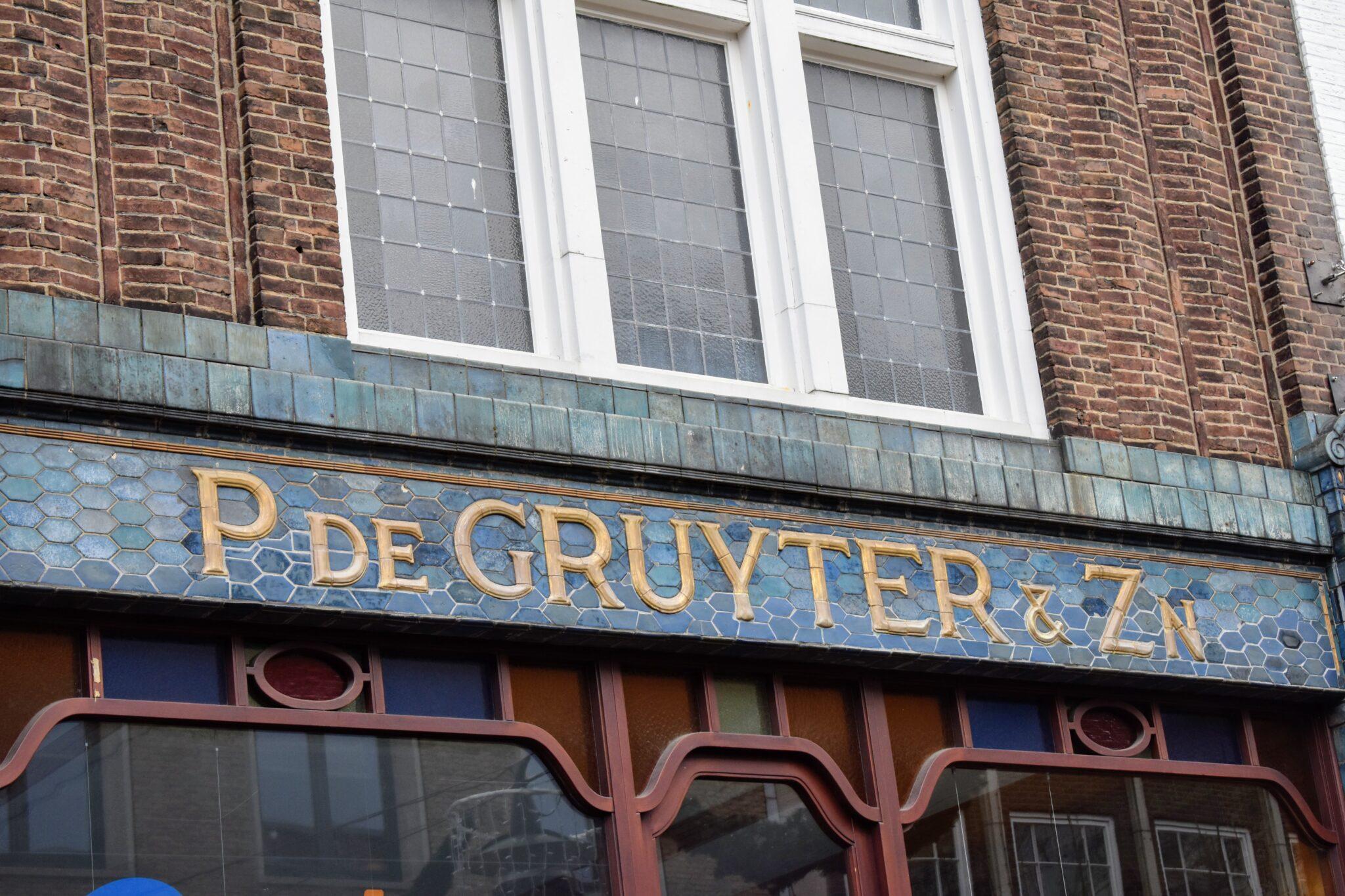 P de Gruyter zn Helmond