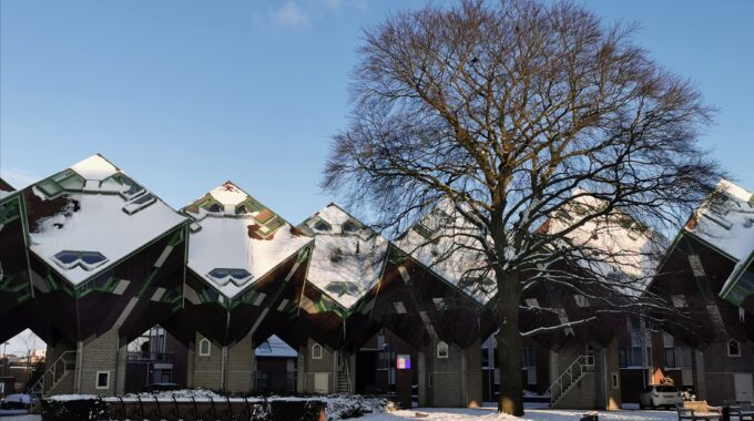 Helmond sneeuw winter Paul de Krom