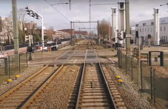 Helmond Machinist trein