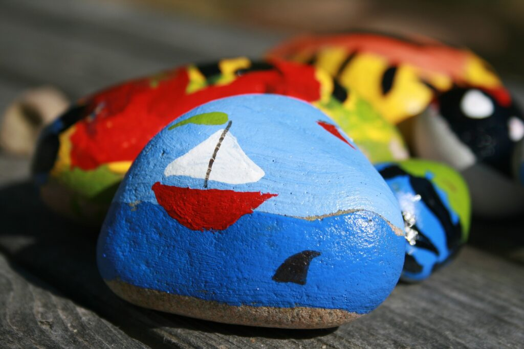 happy stones kei tof