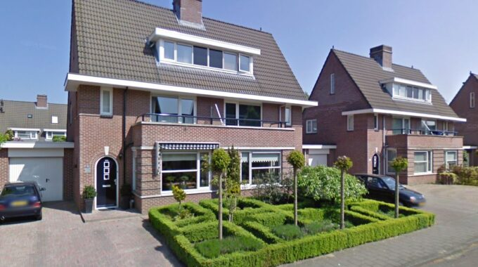 Twickeldreef Helmond Google Streetview