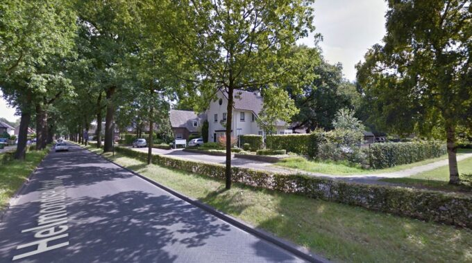 Helmondsestraat Bakel Google Streetview