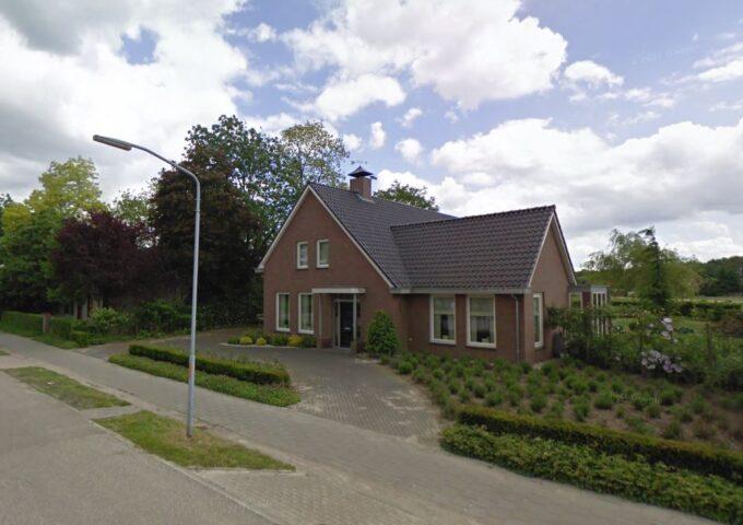 Houtsestraat Helmond Google Streetview