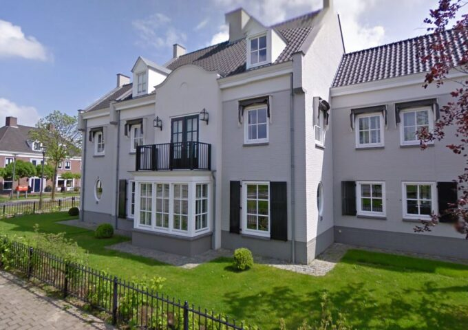 Brand 41 Helmond Google Streetview