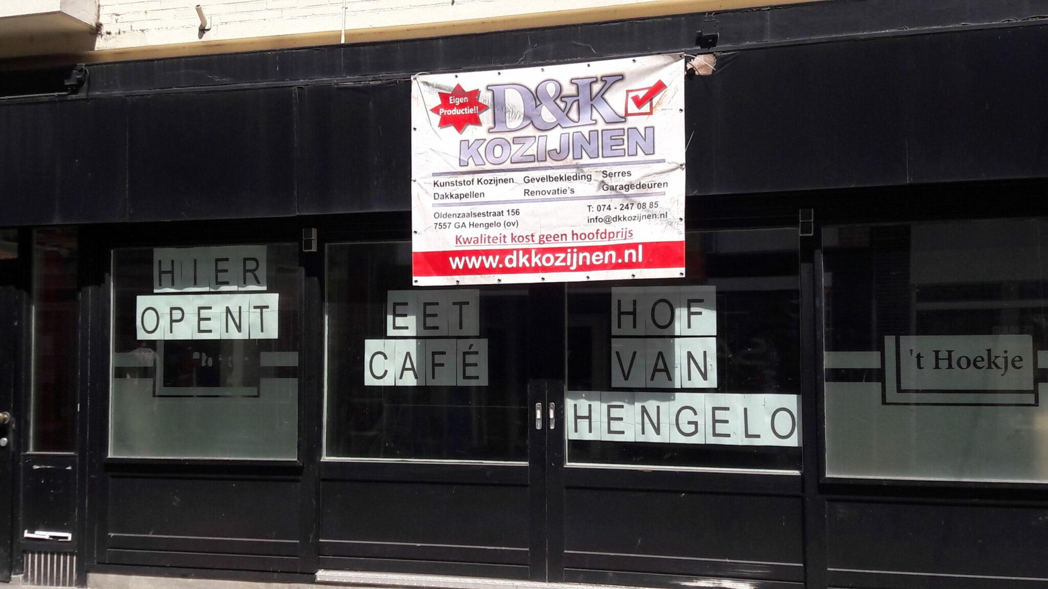 eetcafé Hof van Hengelo