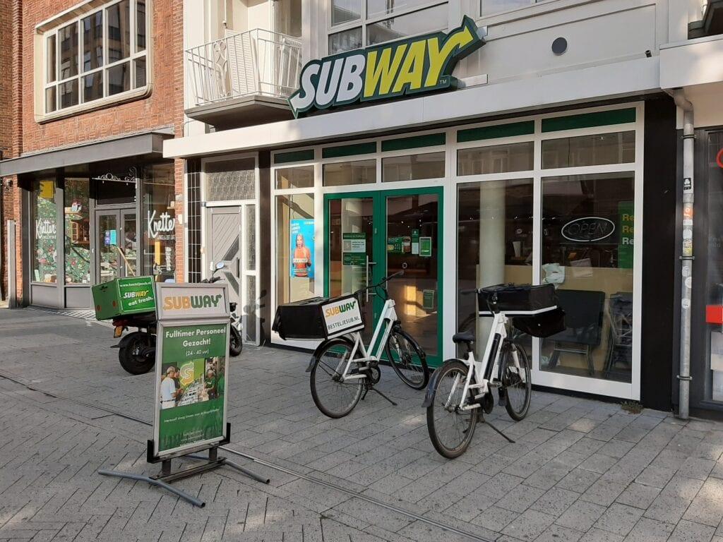Subway Hengelo