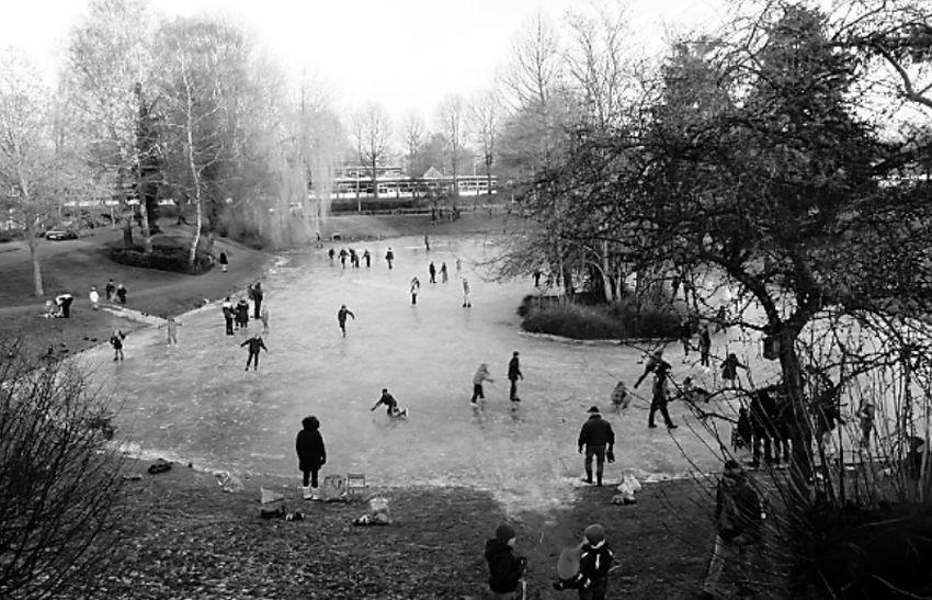 schaatsen Hengelo