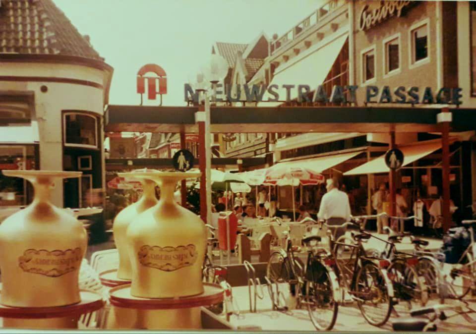 oude foto's binnenstad Hengelo