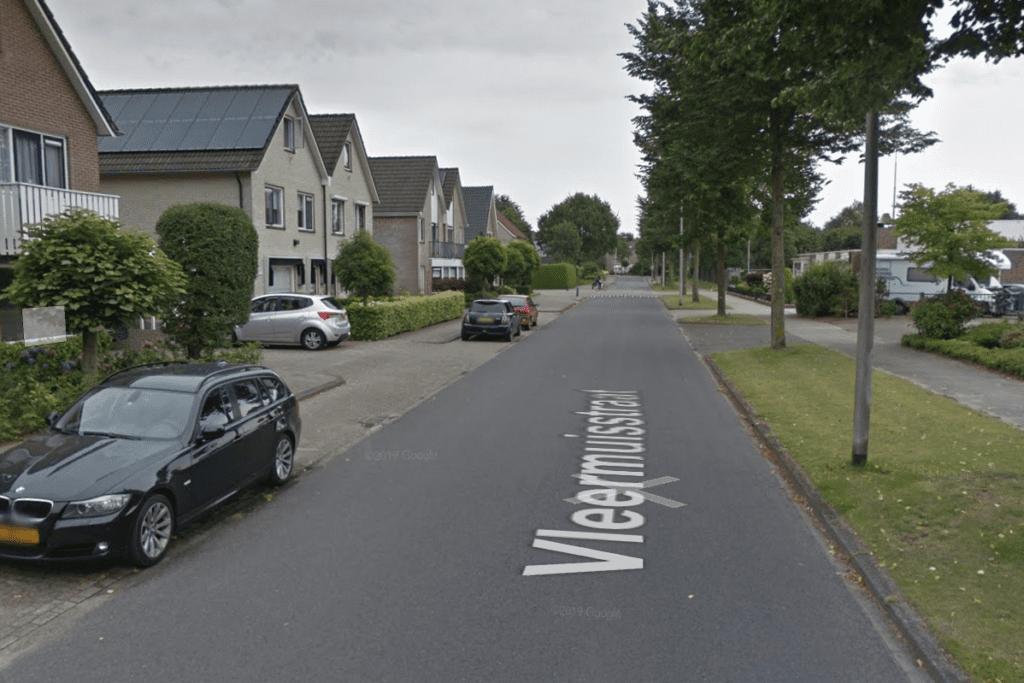 Vleermuisstraat straatnaam Hengelo