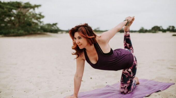 Yogalessen