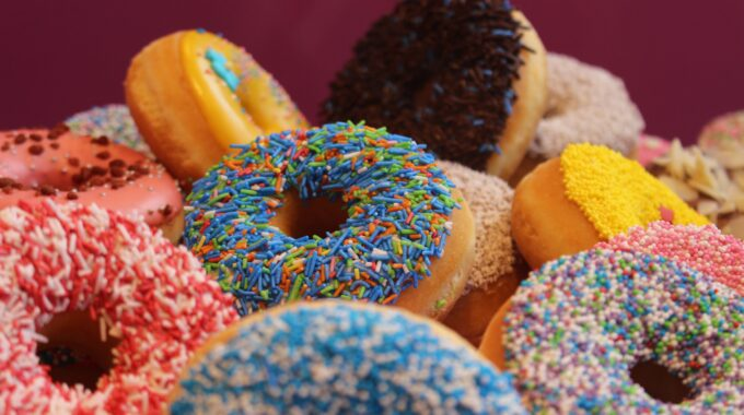 gratis donut hengelo