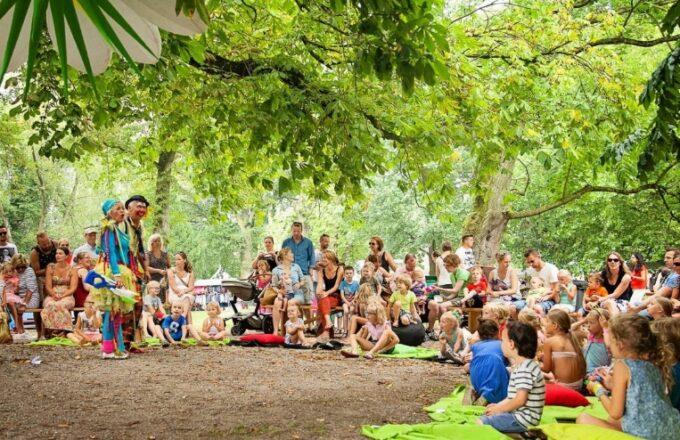 Lokaal Fonds Hengelo kids @ the park