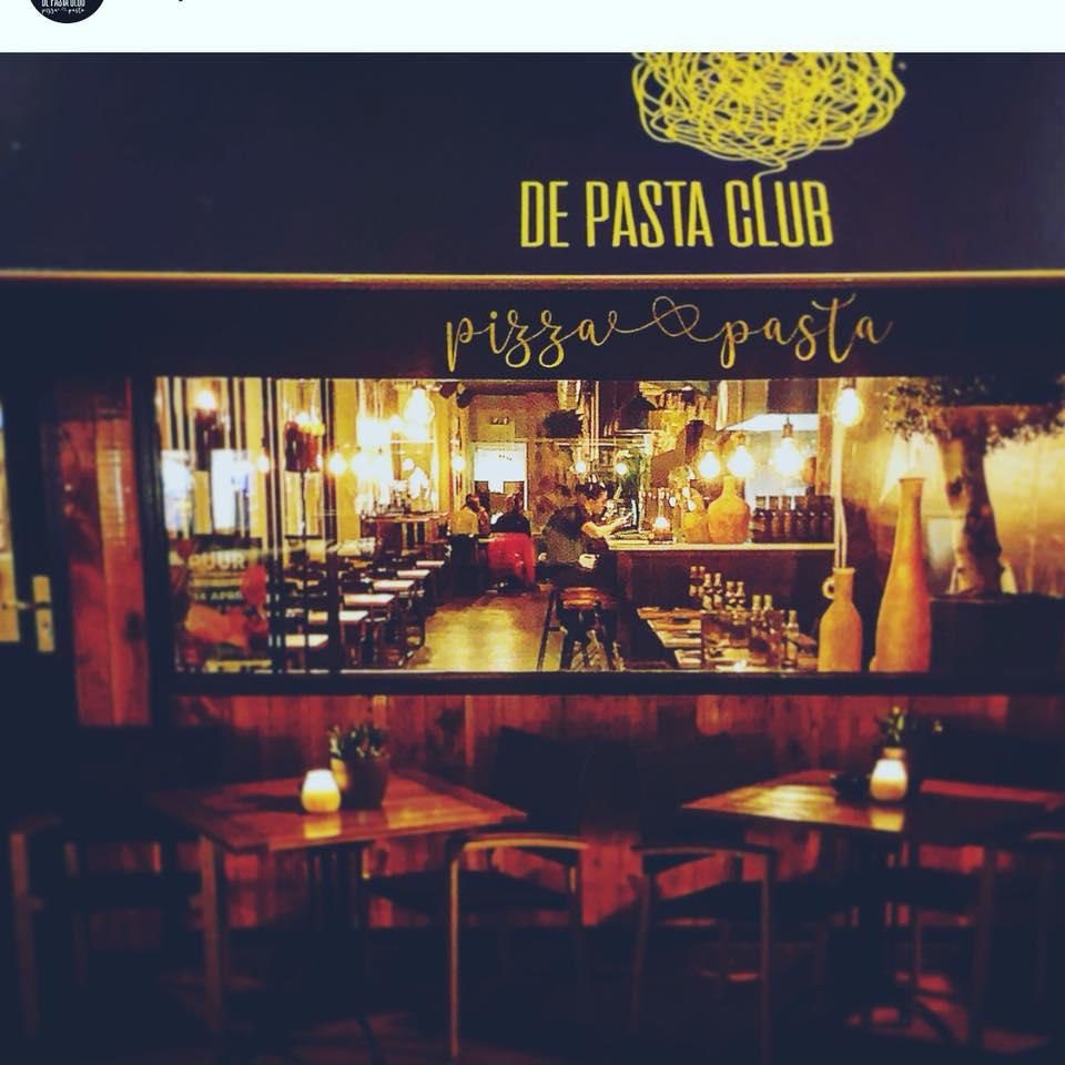 pastaclub oud-beijerland pizza pasta restaurant
