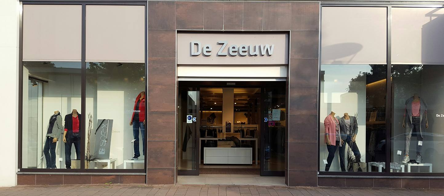 de zeeuw mode puttershoek kledingwinkel