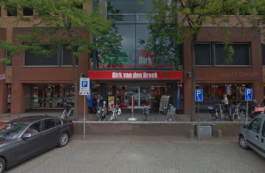 Dirk Oud-Beijerland - Google Maps - indebuurt Hoeksche Waard