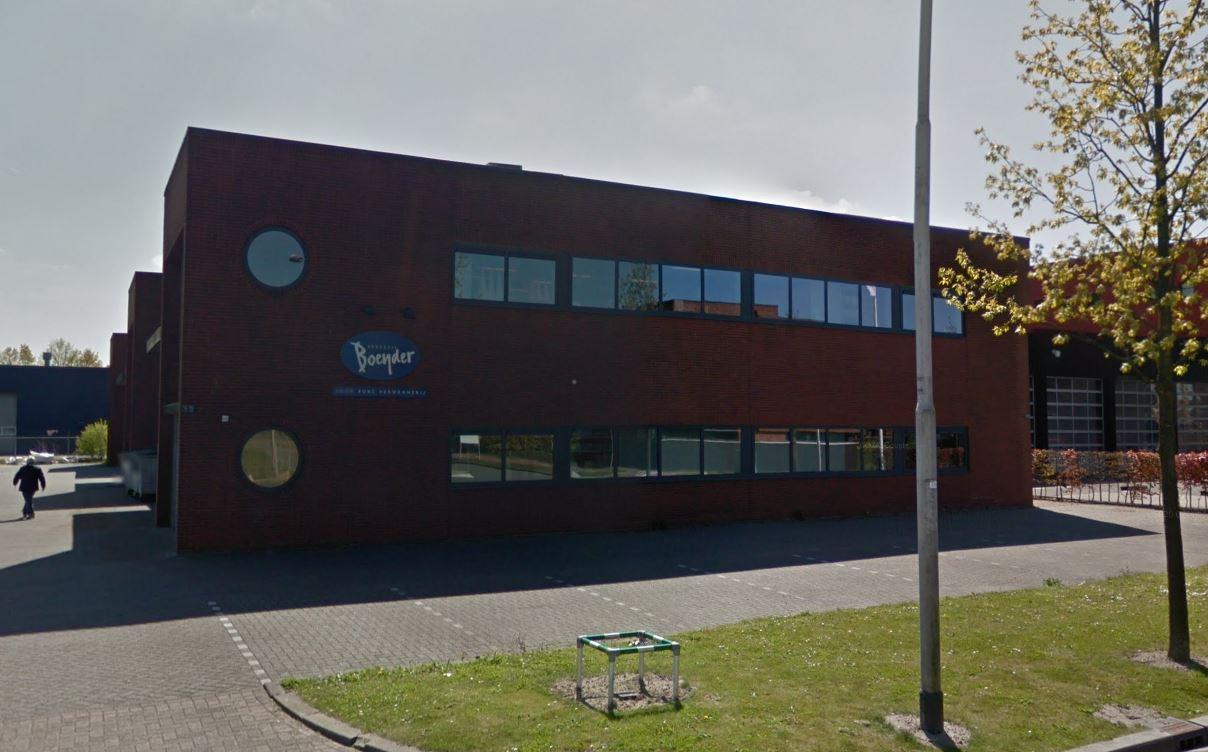Bakkerij Boender hoofdkantoor Oud-Beijerland.JPG