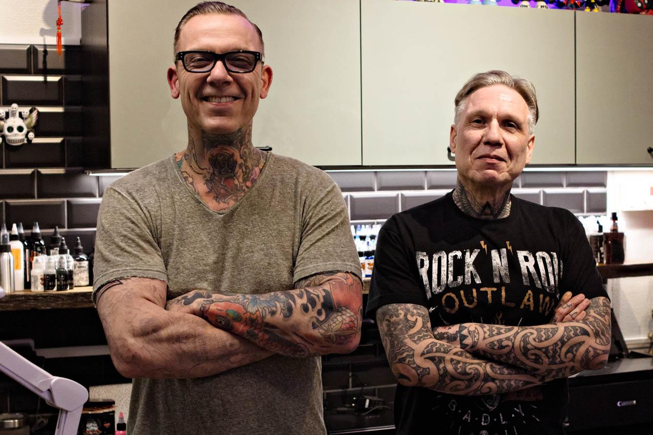 Tattooshop Ink Addicts Klaaswaal Hoeksche Waard