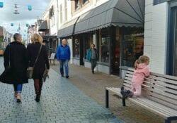 straat molendijk oud-beijerland winkelen