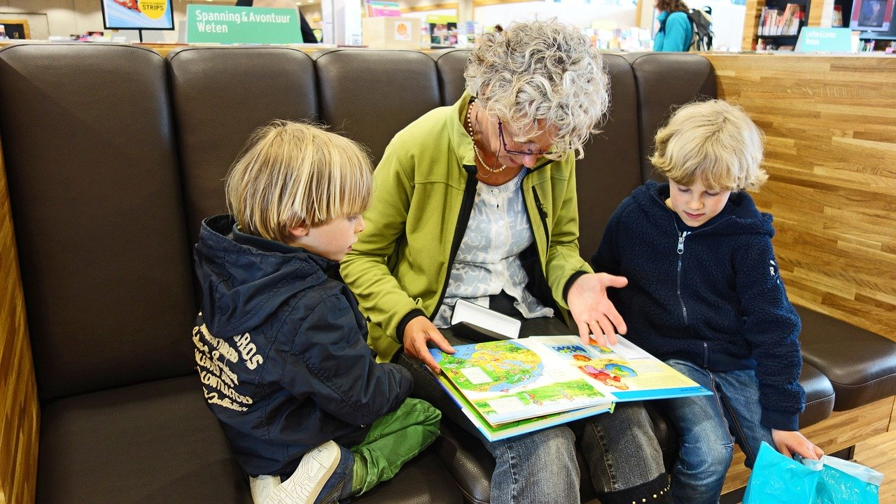 Bibliotheek Hoeksche Waard - Voorlezen