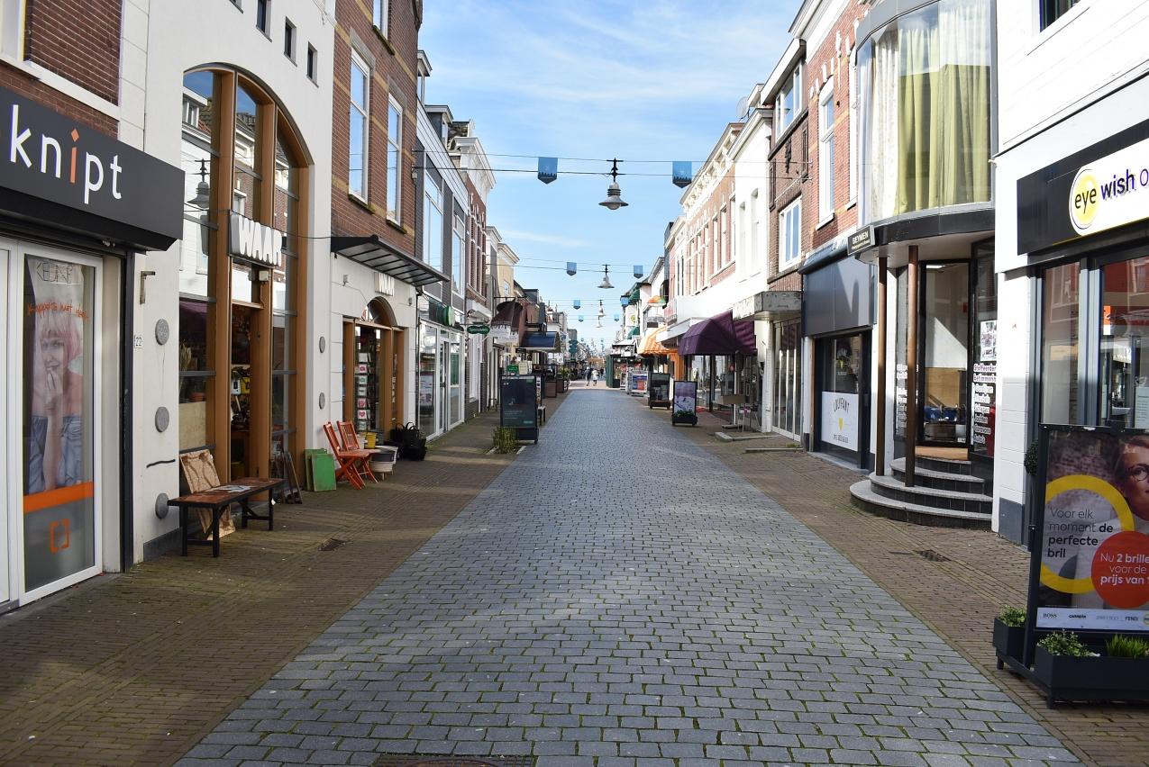 Oostdijk Oud-Beijerland stil