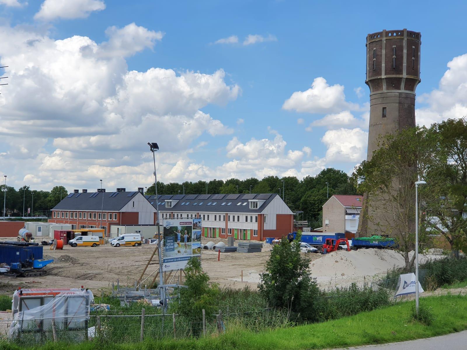 nieuwbouwwoning hoeksche waard 's-gravendeel woningvoorraad toename aantal woningen