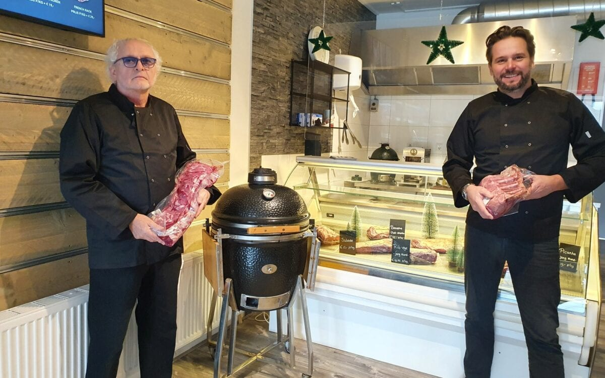 Vleesz - Fred en Remko