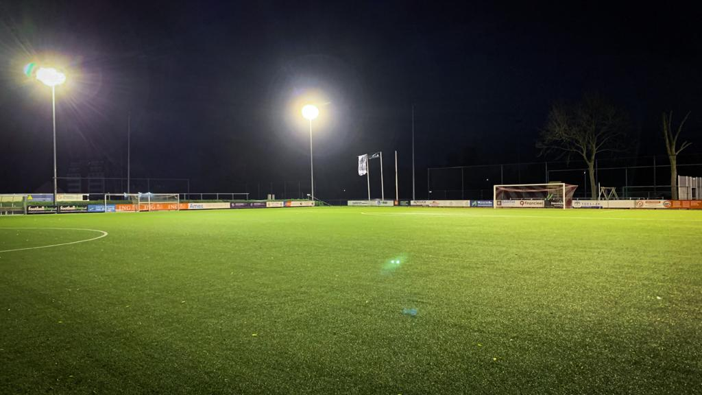 VV 's-Gravendeel voetbalvereniging Rabo ClubSupport