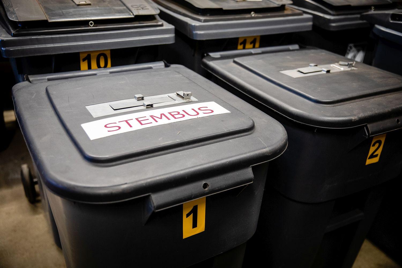 Gemeente Hoeksche Waard, verkiezingen, stembus (QPhoto)