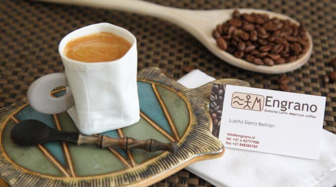 Engrano Coffee koffiewebshop Hoeksche Waard
