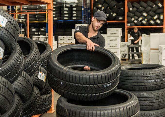Reedijk Wheels and Tyres Group vacature magazijnmedewerker