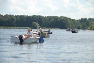 Hengelsportvereniging Binnenmaas visvergunning vaarwater vissen visclub Hoeksche Waard