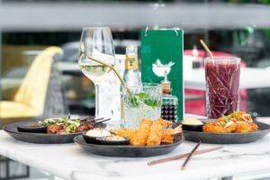 Poké en Zo Oud-Beijerland Poké Bowls Aziatisch Hoeksche Waard The Lobby snackjes