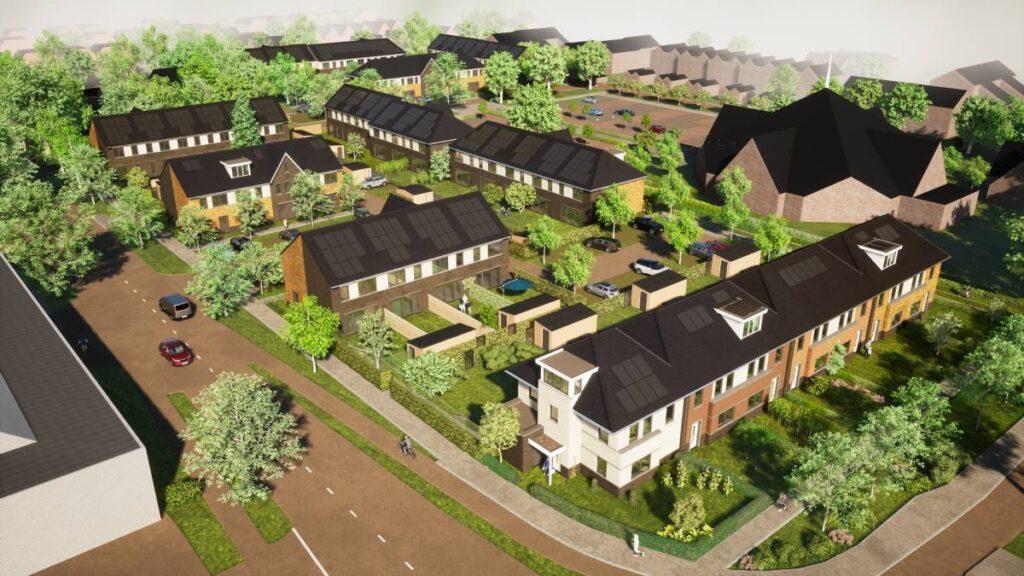 Lievenshof nieuwbouwwoning koopwoning huurhuis Oud-Beijerland Hoeksche Waard