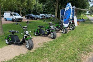 Bres Accommodaties Recreatieoord Binnenmaas verhuur supboards sloepen en e-scooters (2)