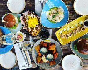 Soffree on Fifty-Four Oud-Beijerland shared dinner diner lunch in Hoeksche Waard