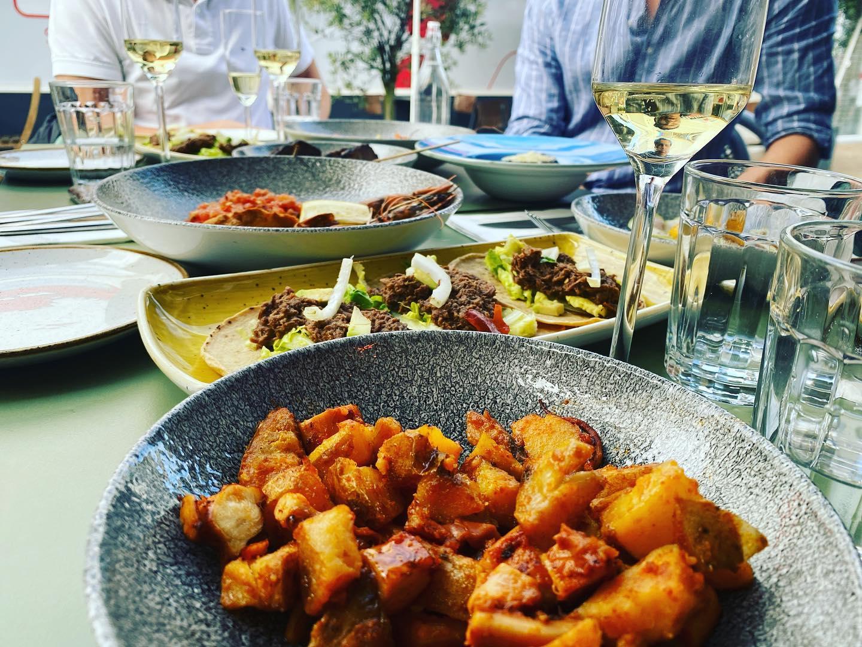Soffree on Fifty-Four Oud-Beijerland shared dinner diner lunch Hoeksche Waard