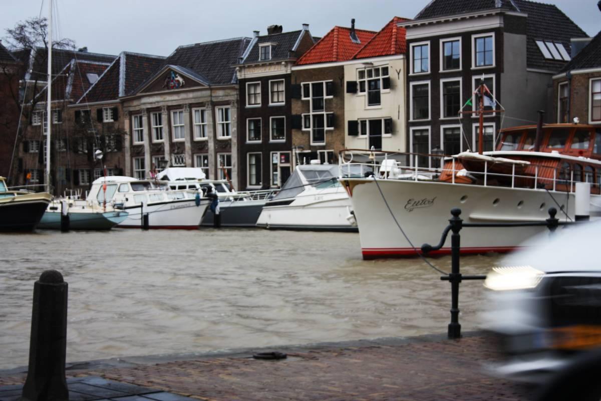 Hoogwater Dordrecht overstroming