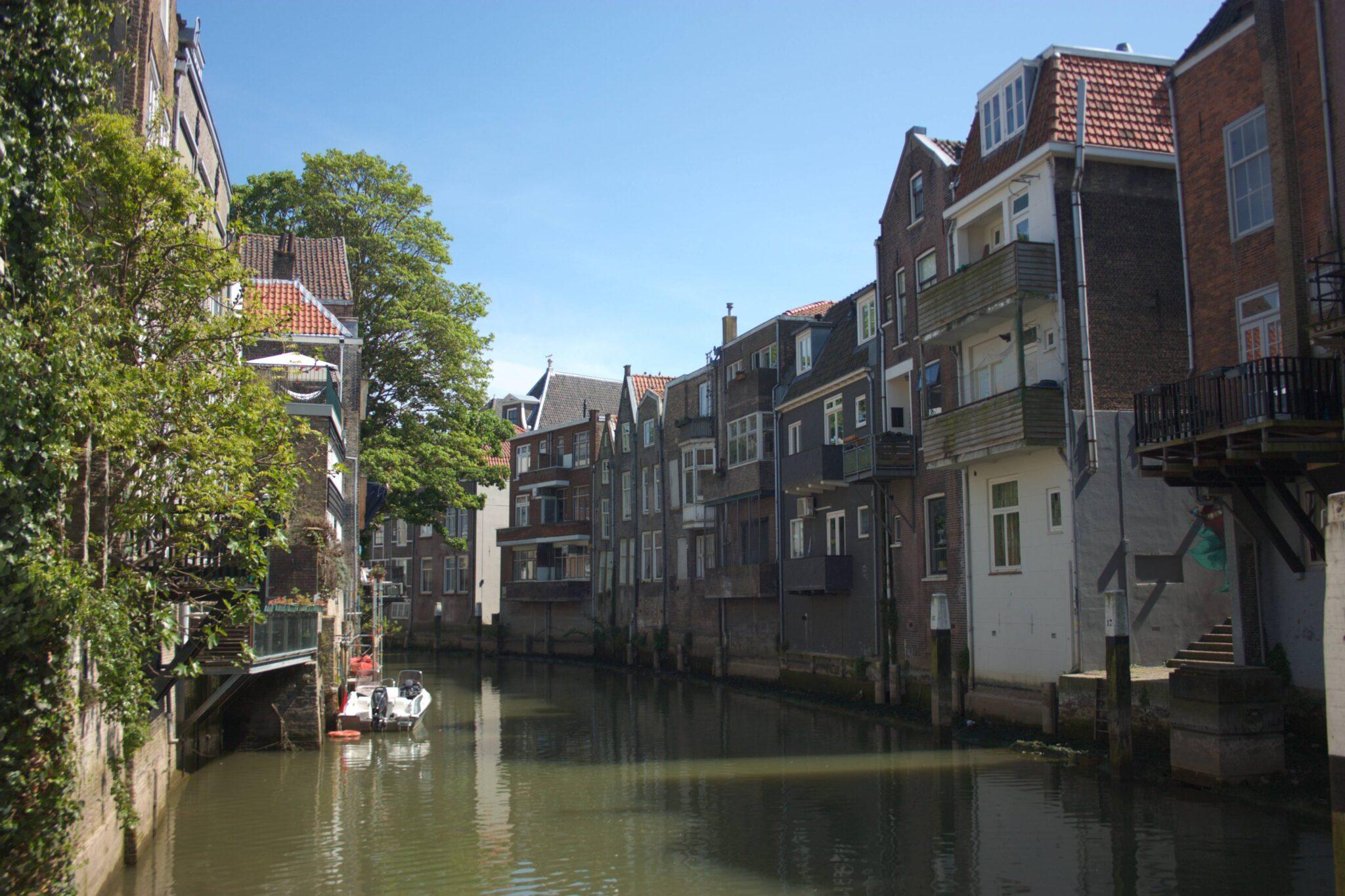 Voorstraathaven IDBStock Lange Geldersekade