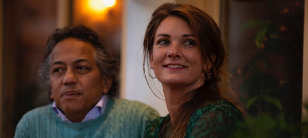Ron en Miriam Miro