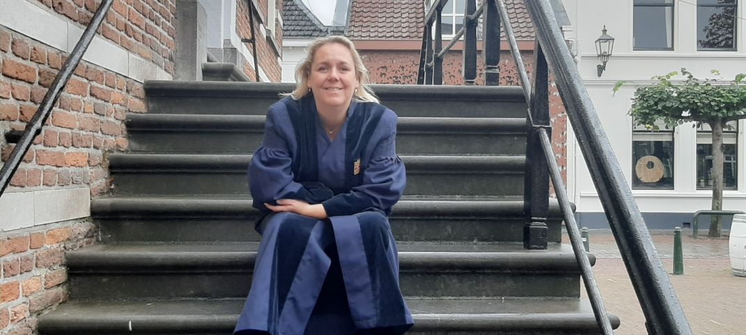 Fiona trouwambtenaar IJsselstein