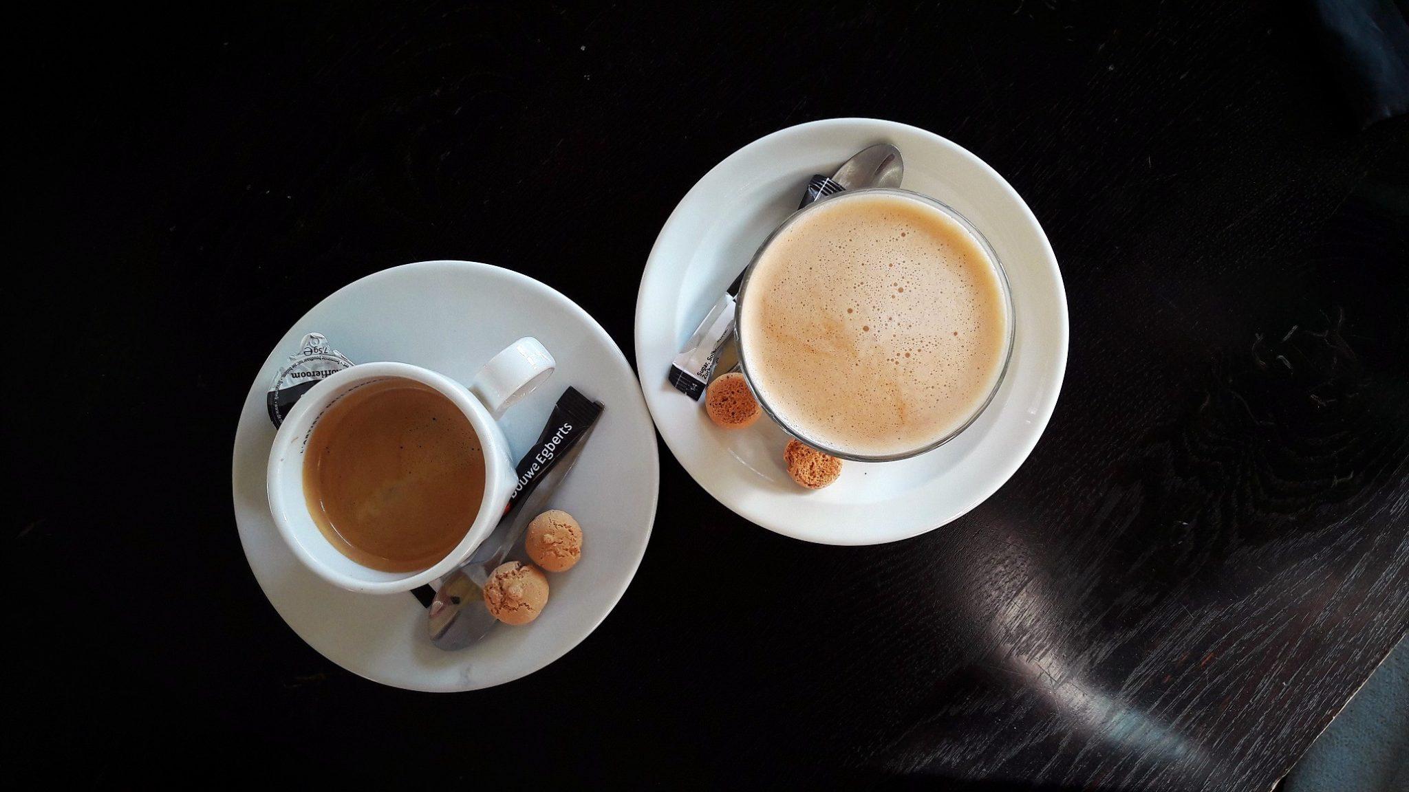 10 x koffie