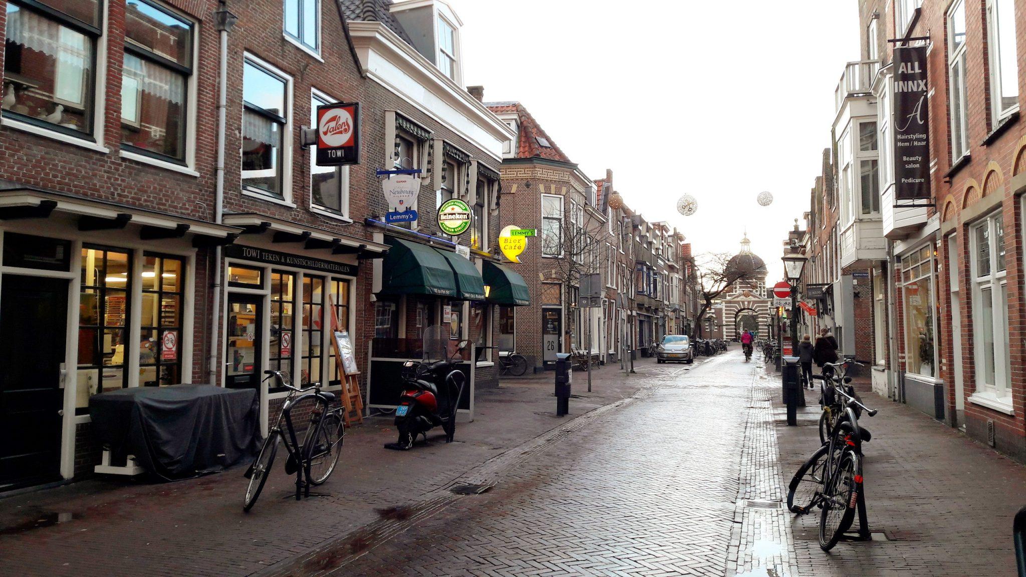 Leiden Morsstraat